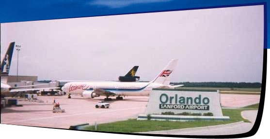 Sanford Airport Finishes 2013 With A Record Orlando