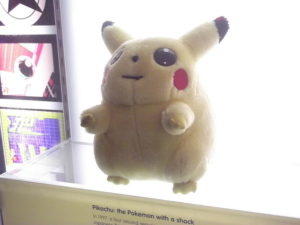 Pikachu-_the_Pokemon_with_shock_-_Thinktank_Birmingham_Science_Museum_(8614649226)